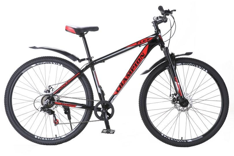 """Велосипед Cross Blast 26""""11"""" Зелёный-Серебро-Чёрный"""