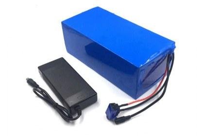 Батарея 48V/10ah + зарядное устройство