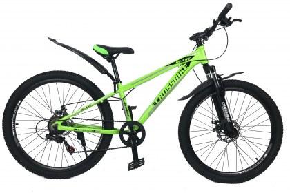 Велосипед CrossBike Blast SUSP 26