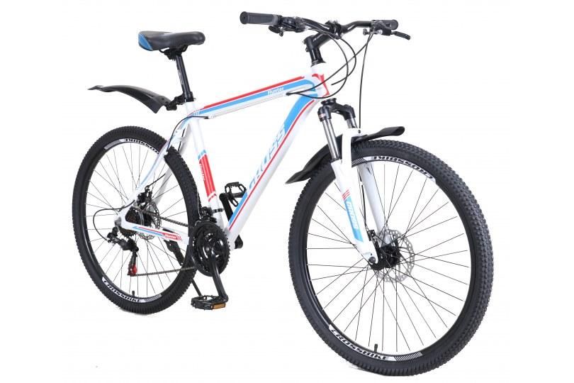 """Велосипед Cross Hunter 26"""" 15"""" Белый"""