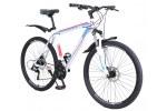 """Велосипед Cross Hunter 26"""" 15"""" Білий"""