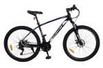 """Велосипед Fovarite Tracker 27.5 """"17"""" Чорний-Синій"""