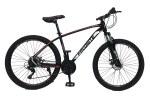 """Велосипед Fovarite Tracker 27.5 """"17"""" Чорний-Червоний"""