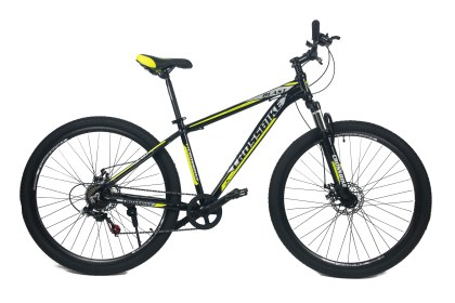 Велосипед CrossBike Blast SUSP 29