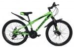 """Велосипед Cross Spider 24"""" 12"""" Зеленый"""