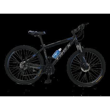 """Велосипед Trex Helux 29""""17"""" Чорний-Синій"""
