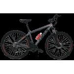 """Велосипед Trex Helux 29""""17"""" Чорний-Помаранчовий"""