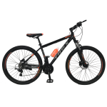 """Велосипед Trex Helux 29""""17"""" Чёрный-Красный"""