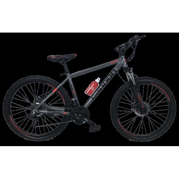 """Велосипед Cannon 26""""17""""  Чорний-Червоний"""