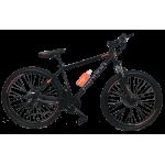 """Велосипед Cannon 26""""17""""  Чёрный-Оранжевый"""