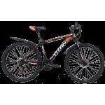 """Велосипед Titan Energy 27.5""""17"""" Чёрный-Зелёный-Белый"""