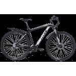 """Велосипед Titan Germes 27.5"""" 17"""" Черный-Серый"""