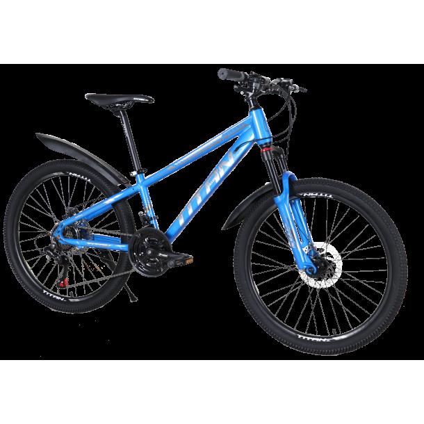 """Велосипед Titan First 26"""" 13"""" Синий"""