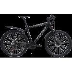 """Велосипед Titan First 27.5""""20"""" Черный-Серый"""