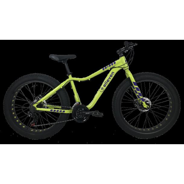 "Велосипед Elleven Aliens 26"" 17"" Желтый"