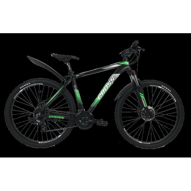 """Велосипед Cross Alligator 29"""" 20"""" Зеленый"""