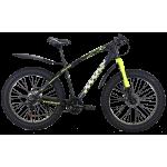 """Велосипед Titan Jaguar 2021 alloy 26"""" 16"""" Черный-Желтый"""