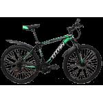 """Велосипед Titan Energy 29""""20"""" Черный-Зеленый-Белый"""