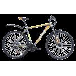 "Велосипед Cross Hunter 27.5"" 17"" Серый"