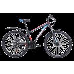 """Велосипед Cross Hunter 24"""" 12"""" Черный"""