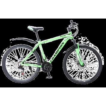 """Велосипед Champion Lector 29"""" 19"""" Неоновый зеленый"""
