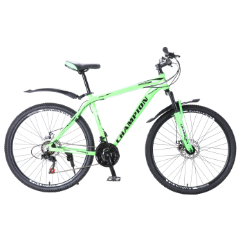 """Велосипед Champion Lector 29 """"19"""" Неоновий зелений"""