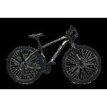 "Велосипед Fovarite Tracker 26"" 17"" Черный-Желтый"