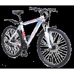 """Велосипед Cross Hunter 27.5"""" 17"""" Білий"""