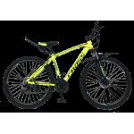 """Велосипед Cross Leader V2 29"""" 21"""" Неоновый Желтый"""