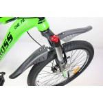 """Велосипед Cross Hunter 26"""" 15"""" Зеленый"""