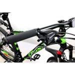 """Велосипед Cross Hunter 27.5"""" 17"""" Черный-Зеленый"""