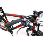 """Велосипед Cross Hunter 27.5"""" 17"""" Черный-Красный"""