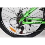 """Велосипед Cross Hunter 24"""" 12.5"""" Зеленый"""