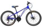 """Велосипед Titan Focus 24""""12"""" Синий-Серый-Чёрный"""