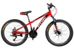 """Велосипед Titan Focus 26""""15"""" Красный--Черный-Белый"""