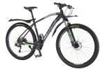 """Велосипед Titan X10 29"""" 19"""" Черный-Зеленый"""