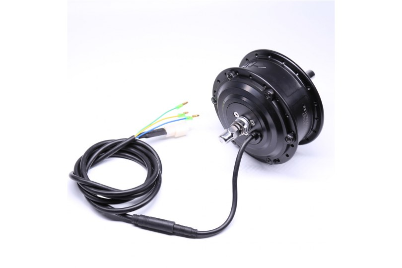 (New electro) Редукторный двигатель BAFANG FM G020 350Вт 48В