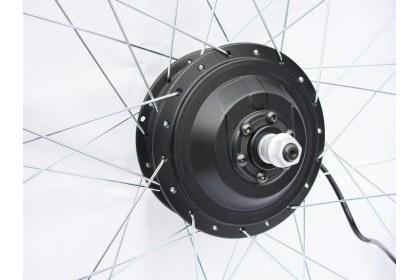 Мотор редукторный MXUS FX-15R 48V 350W для заднего колеса