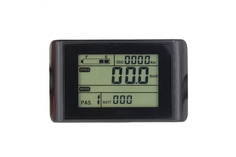(new electro) LCD Дисплей SW900 24, 36, 48V для электровелосипеда