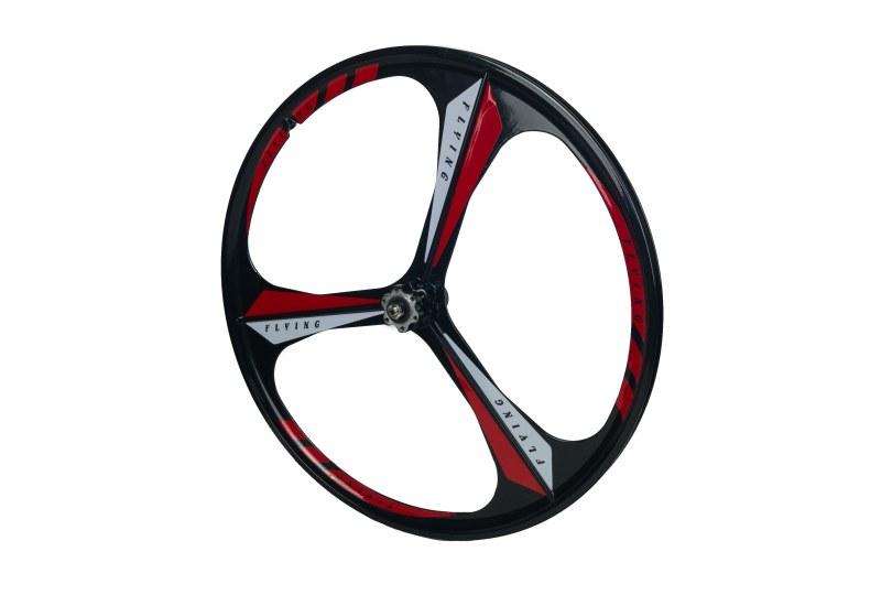 """Комплект литых дисков 26"""" для велосипеда, три спицы"""