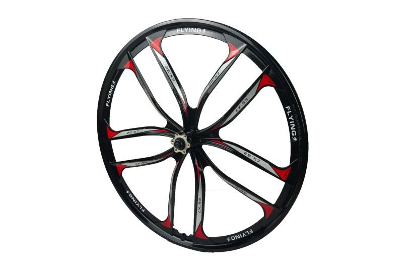 """Комплект литых дисков 26"""" для велосипеда, десять спиц"""